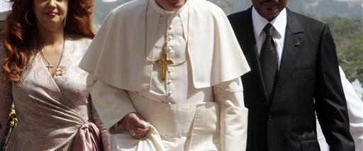 BM prezervatifi Papa'ya karşı korudu