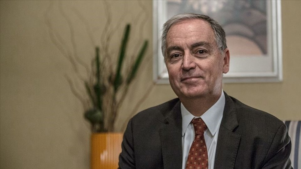 BM Genel Sekreter Yardımcısı Panos Moumtzis