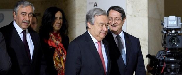 BM'den quot Kıbrıs Konferansı quot açıklaması