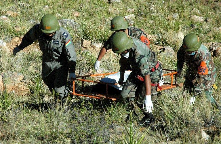 Bolivya'da trafik kazası: 17 ölü