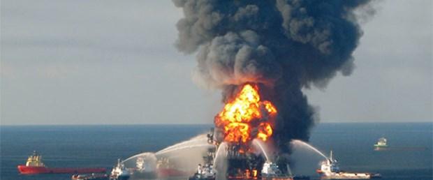 BP'den çevre felaketine 8 milyar dolar tazminat