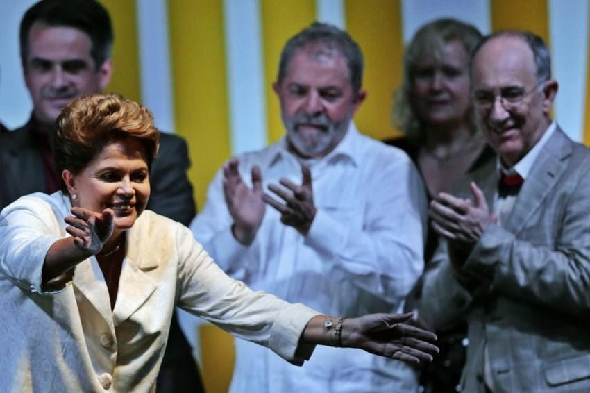 Brezilya'da Rousseff yeniden kazandı
