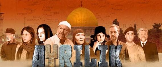 Bu dizi yüzünden Filistinlilerden özür dileyin!