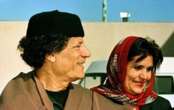 Safia El-Kaddafi