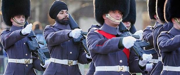 Buckingham Sarayı'nda bir ilk