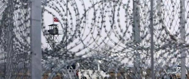 Bulgaristan'dan Türkiye sınırına tel örgü