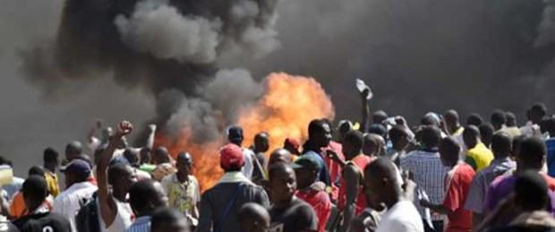 Burkina Faso'da OHAL kaldırıldı
