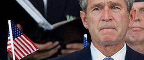 Bush Irak savaşına karşı çıkmış