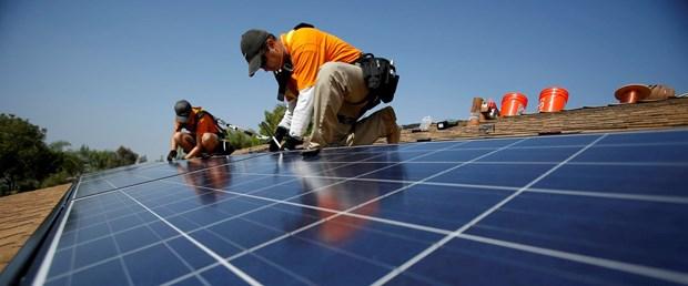 güneş paneli ev