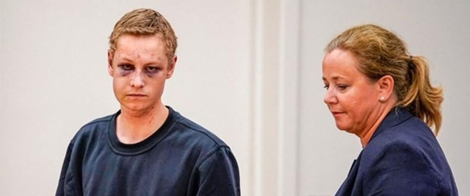 Norveçli saldırganPhilip Manshaus, dünm mahkemeye çıkarılmıştı