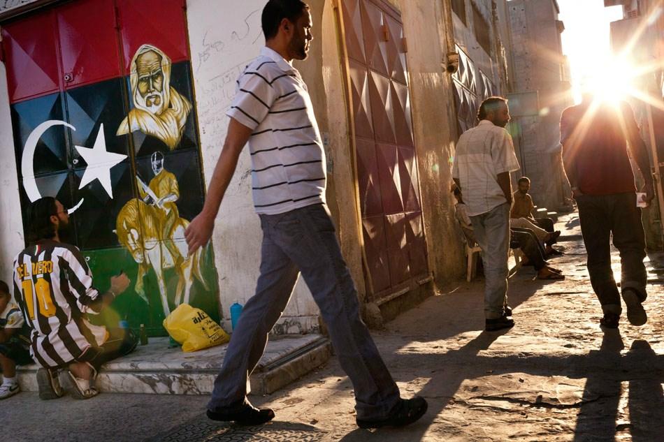Çatışan Libya'nın öteki yüzü