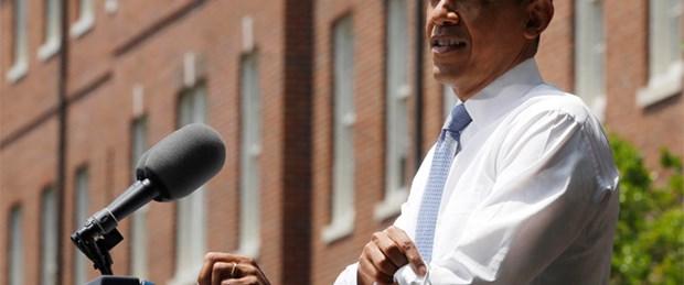 Çevreci Obama uyandı!