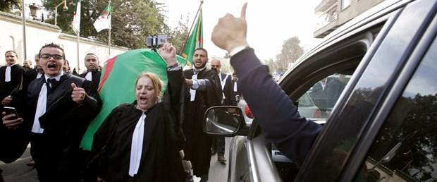 cezayir cumhurbaşkanlığı seçim protesto080319.JPG