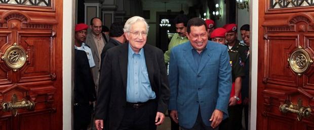 Chavez-Chomsky ittifakı