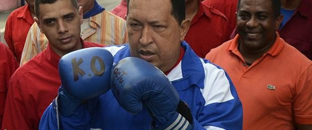 Chavez 'iç savaş'la korkutuyor