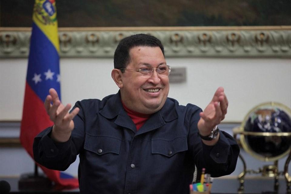 Chavez yine tedaviye gidiyor