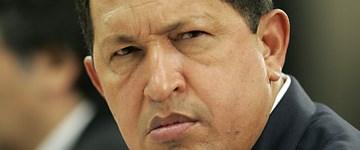 Chavez'den Kolombiya'ya sert çıkış