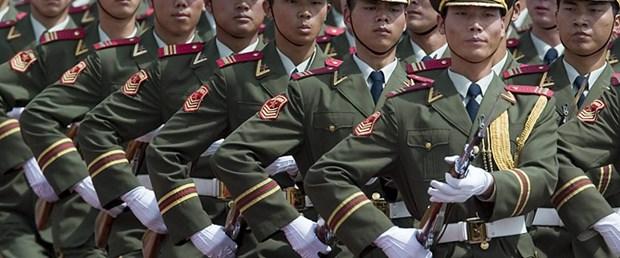 Çin parayı silaha yatırıyor