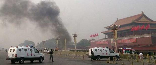 Çin polisi 13 saldırganı öldürdü