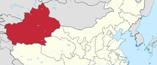 Çin'de 6.8 büyüklüğünde deprem