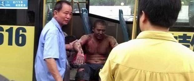 Çin'de fabrikada patlama: 65 ölü
