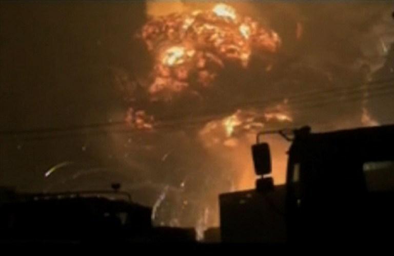 14 milyonluk şehirde korkunç patlama: Ölü sayısı 1000 ulaşabilir