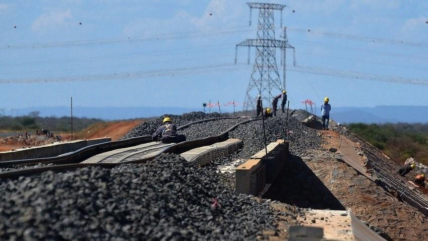 Afrika kıtasında 2015 yılında demiryolu hatlarına 131 milyar dolar yatırım yapıldı.