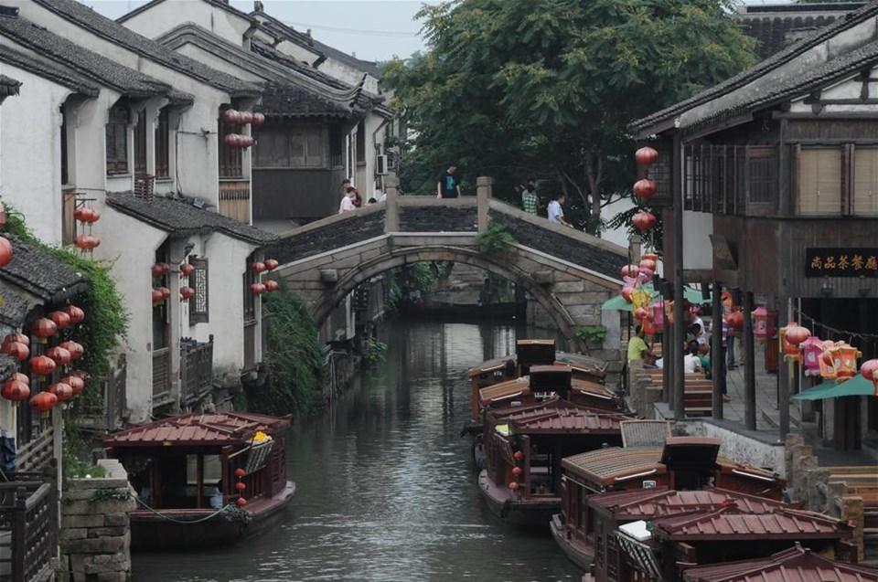 Çin'in tarihi cennetleri