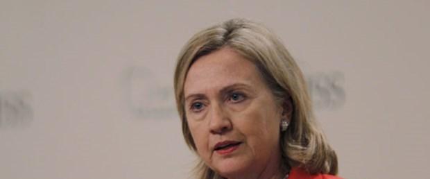 Clinton: Almamız gereken dersler var
