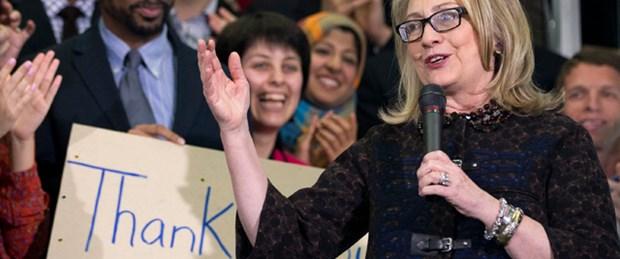 Clinton, Obama'yı solladı