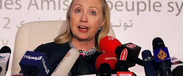 Clinton: Suriye bedelini ağır ödeyecek