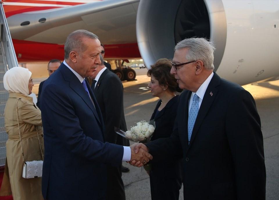 Cumhurbaşkanı Erdoğan, BM Genel Kurulu görüşmeleri için ABD'de