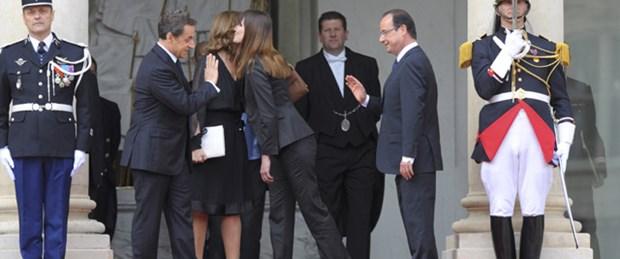 Cumhurbaşkanı oldu, Merkel'e gidiyor