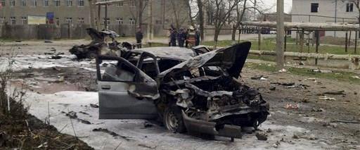 Dağıstan'da intihar saldırısı: 12 ölü