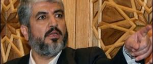 Davutoğlu Hamas lideri ile görüştü