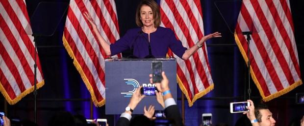 nancy pelosi abd seçim demokrat071118.JPG