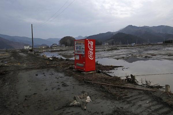 Depremden sonra Japonya