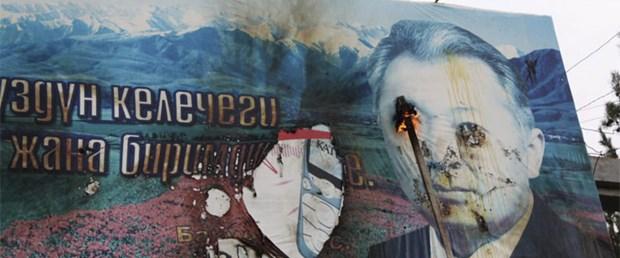 Devrik başkan Bakiyev'den dünyaya çağrı