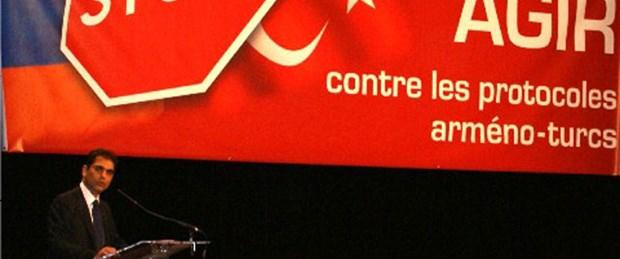 Diasporadan Anayasa Konseyi'ne tehdit