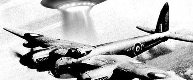 'Dinden vazgeçerler, UFO olaylarını saklayın'