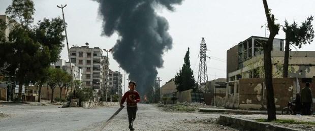 Doğu Guta'da Suriye ordusu ile muhalifler anlaştı