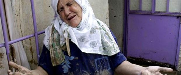 Dünya böyle duyurdu: Türkler sele kapıldı!