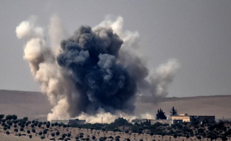 BILD: TÜRKİYE IŞİD'E ASKERİ SALDIRI BAŞLATTI