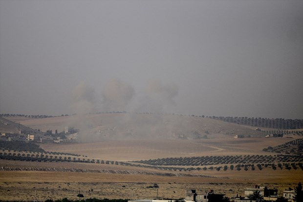 THE GUARDIAN: GAZİANTEP SALDIRISI SONRASI IŞİD'E OPERASYON