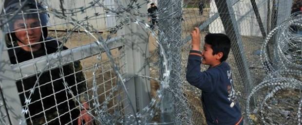 ab mülteci günü suriye tel örgü200617.jpg