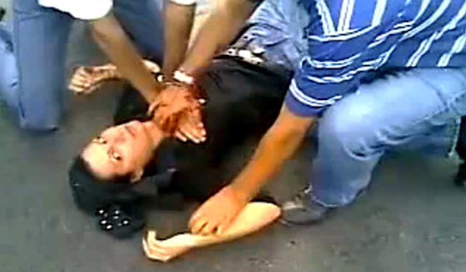 Nida Sultani'nin hayatını kaybedişi saniye saniye görüntülenmişti.