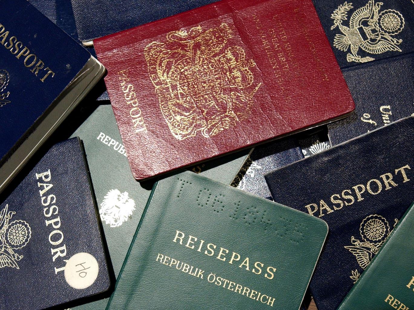 Dünyadaki tüm pasaportlar neden sadece 4 renk?