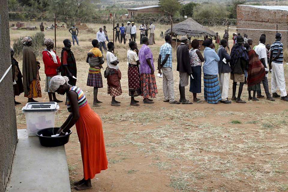 17. UGANDA
