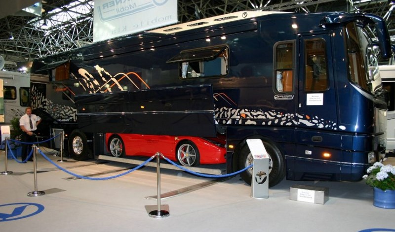 Dünyanın en pahalı otobüsü