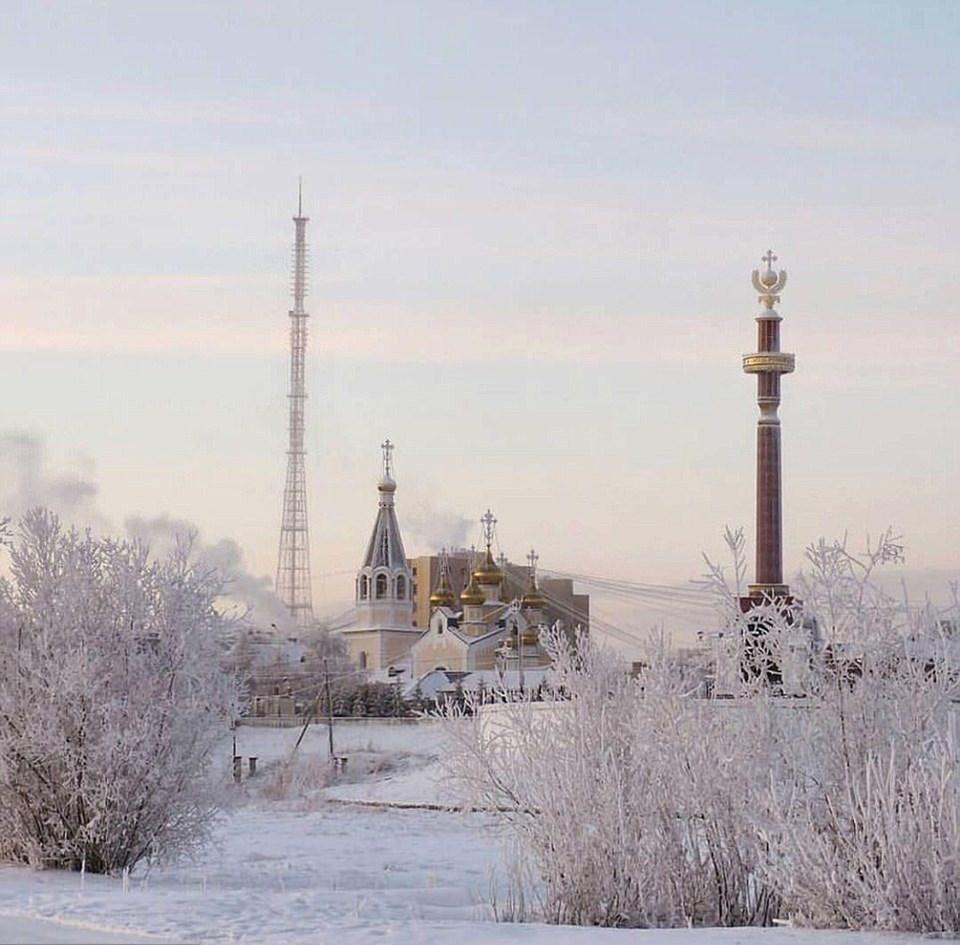 Rusya, Sibirya, Oymyakon, Oymyakon neresi, dünyanın en soğuk yeri, dünyanın en soğuk yeri neresi